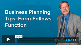 Business planning course