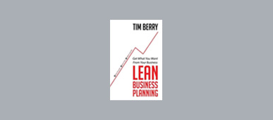 Lean Business Planning book