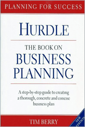 Hurdle: The Book on Business Planning by Tim Berry