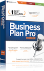 Image of Business Plan Pro Premier Edition Upgrade box