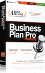 Image of Business Plan Pro Standard Edition Upgrade box